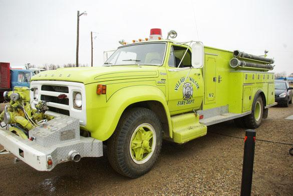 1976 Saskatoon Fire Engine Company