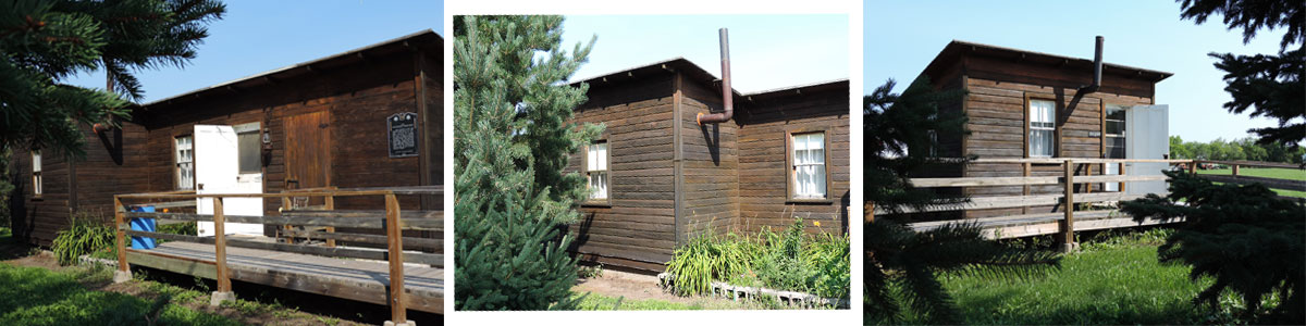 Diefenbaker Cabin Images