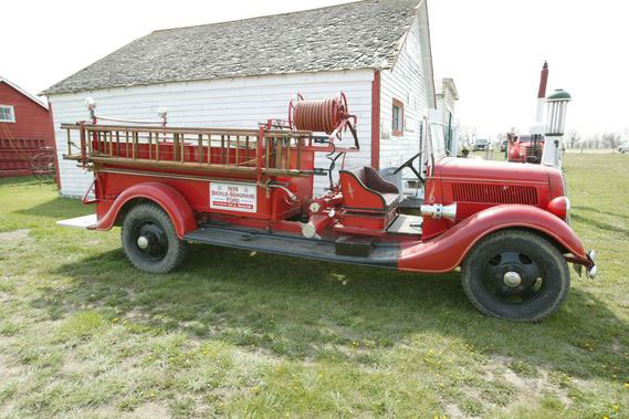 1937 Ford Bickle Seagrave