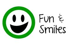 Fun & smiles allowed sign