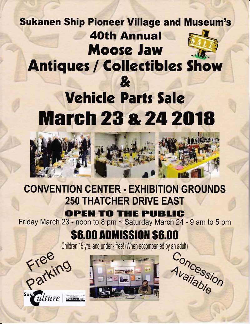 Antiques & Collectibles Show 2018
