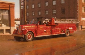 1951 Bickkle Ladder Truck