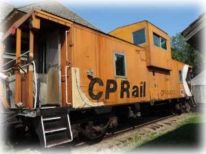 CP Rail Caboose