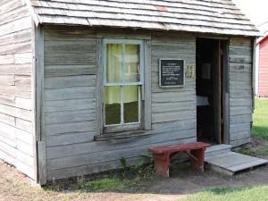 Grimshaw Cabin