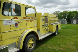1965 International King Seagrave