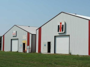 Case IH Buildings
