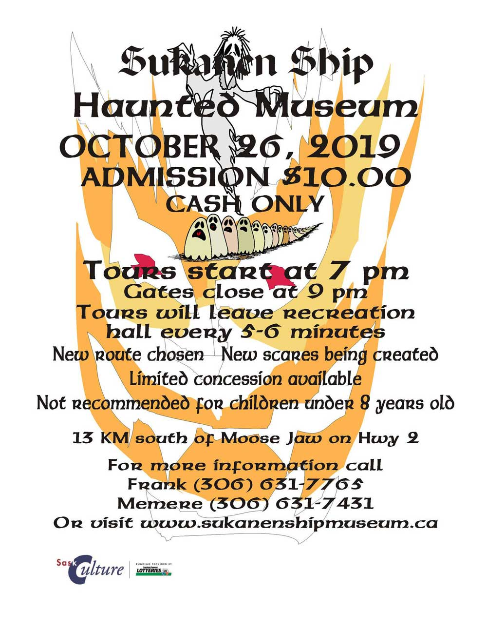 Halloween Haunted Mansion 2019